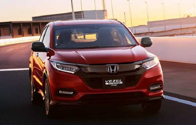 57 All New 2019 Honda Vezel Specs