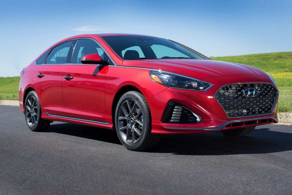 57 Best 2019 Hyundai Sonata Review Interior