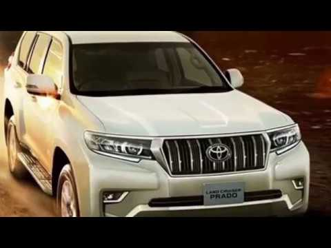57 Best 2019 Toyota Prado Redesign First Drive