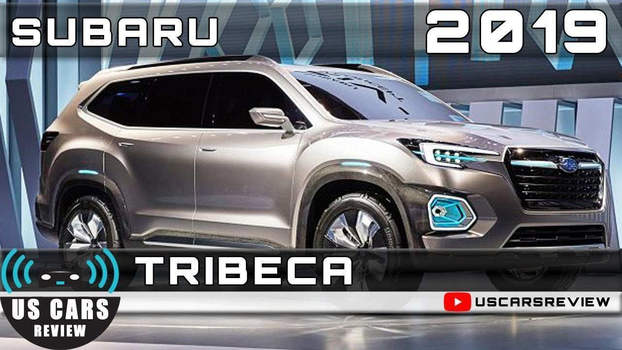 58 All New 2019 Subaru Suv New Model And Performance