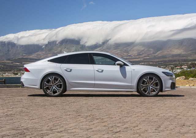 58 New 2019 Audi A7 Debut Style