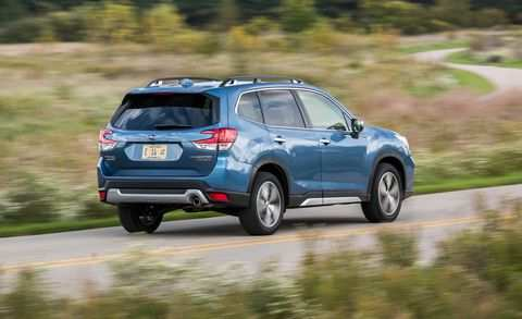 58 The 2019 Subaru Forester Manual Performance And New Engine
