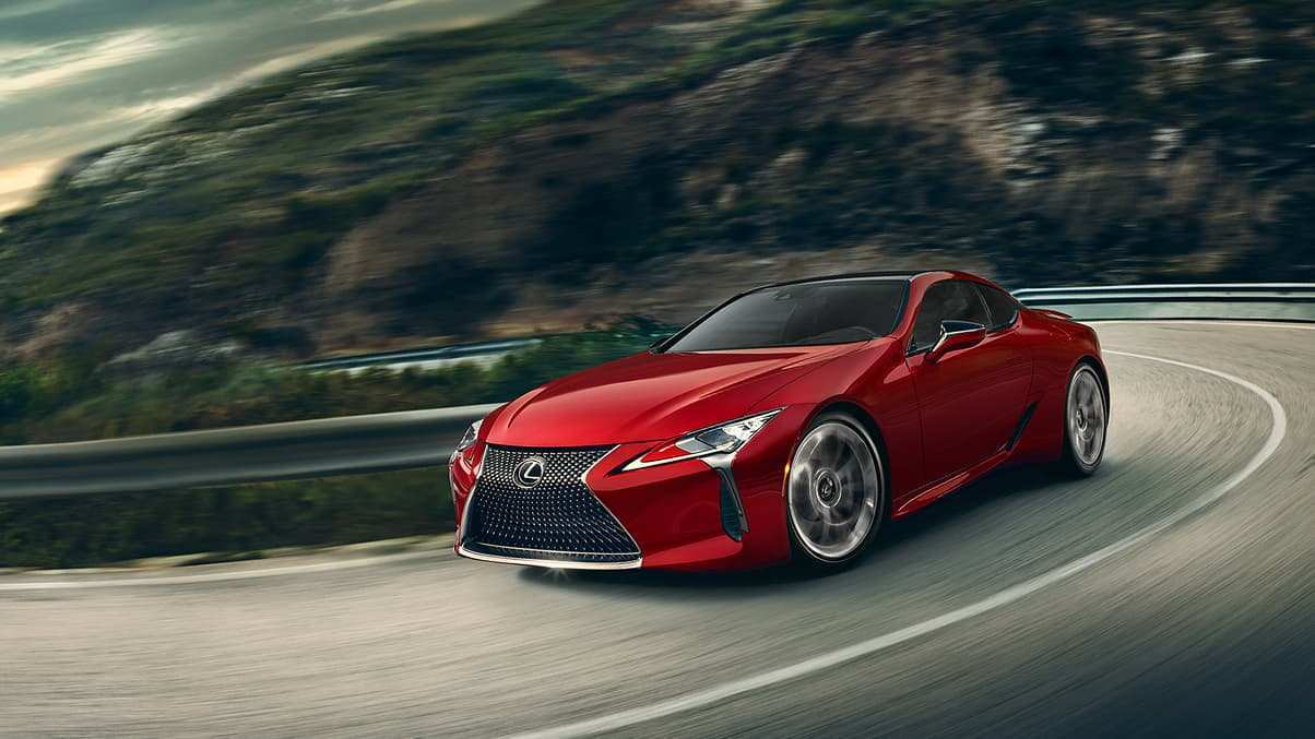 58 The 2020 Lexus Lc F Model