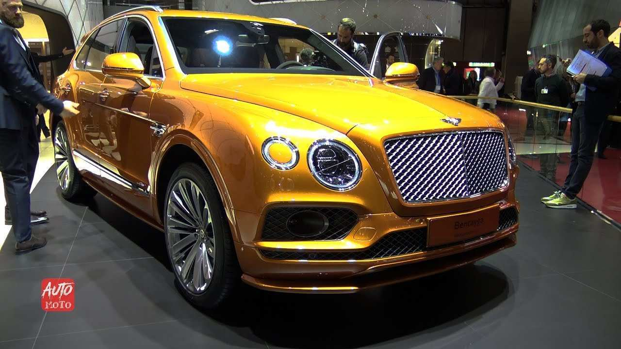 58 The Best 2020 Bentley Suv Picture