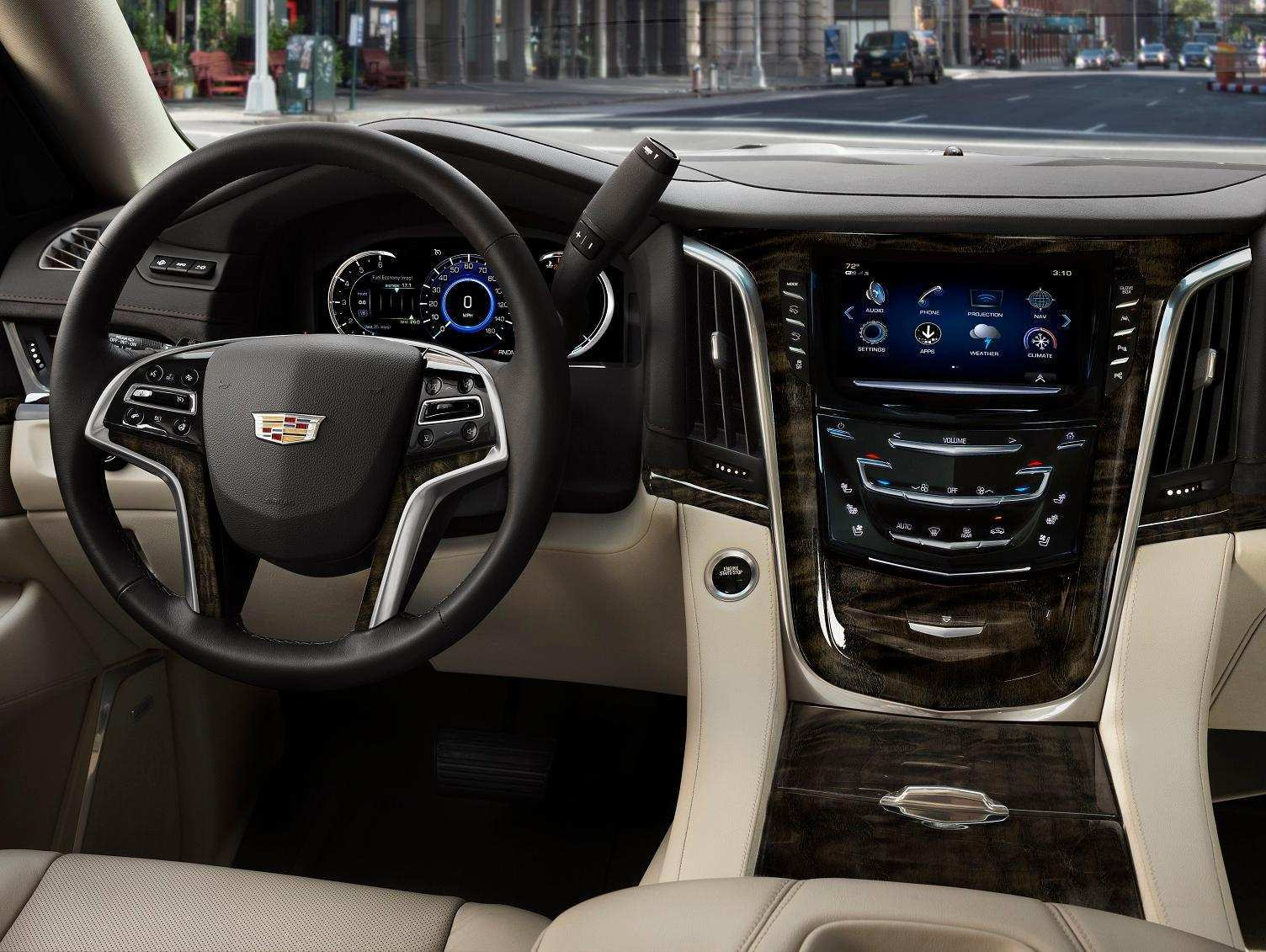 59 All New 2019 Cadillac Escalade Interior Concept