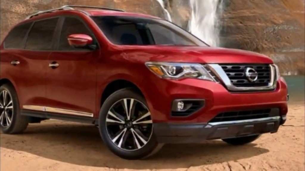 59 Best 2019 Nissan Pathfinder Release Date Redesign And Concept