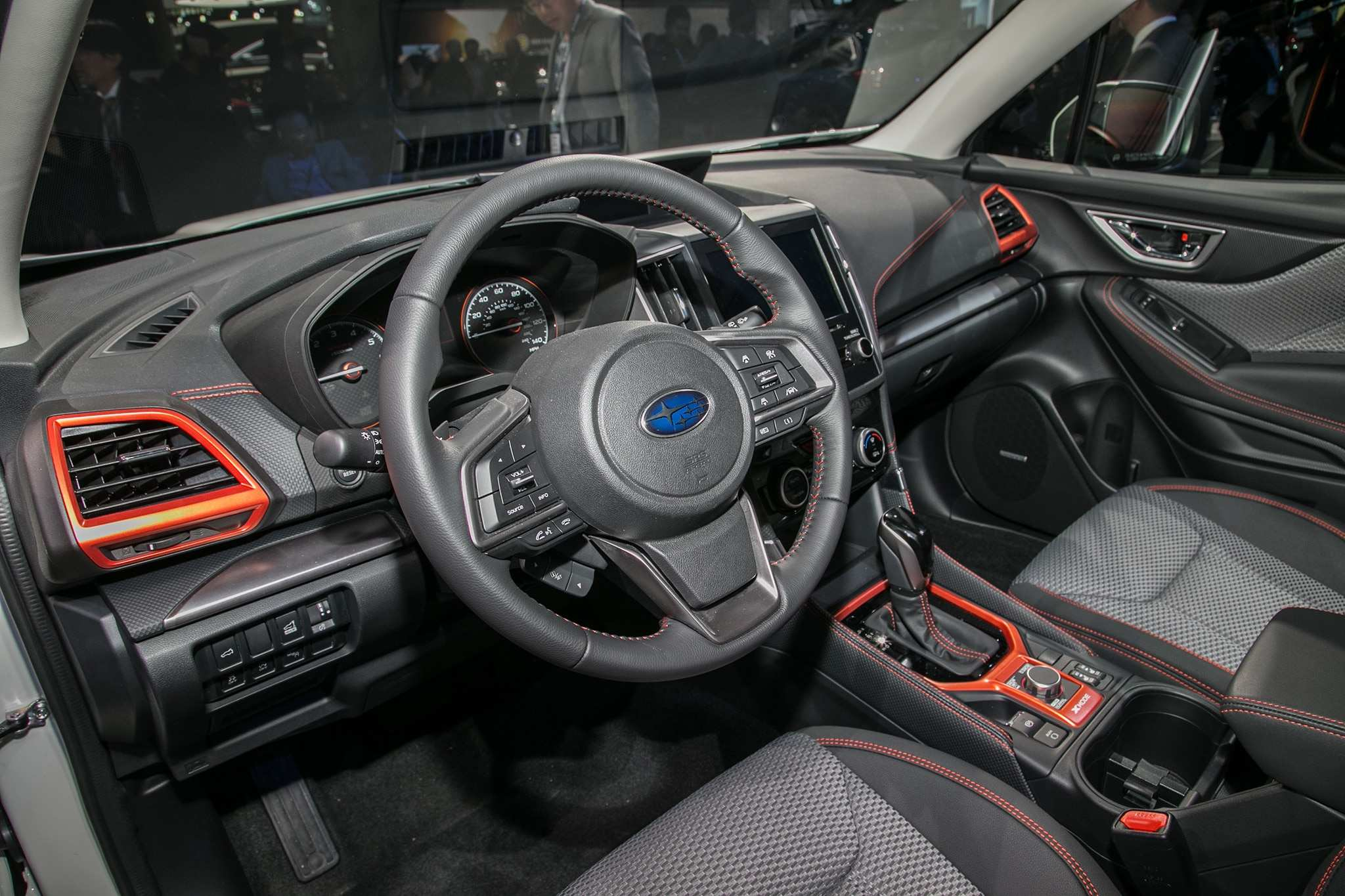 59 The 2019 Subaru Forester Manual Interior