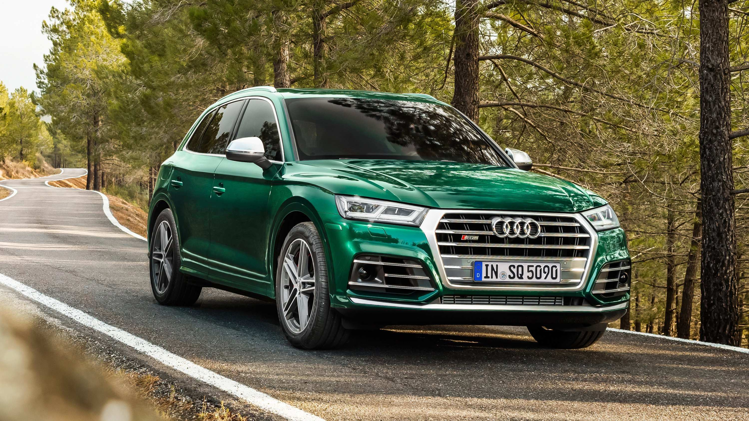 59 The Best 2019 Audi Green Concept