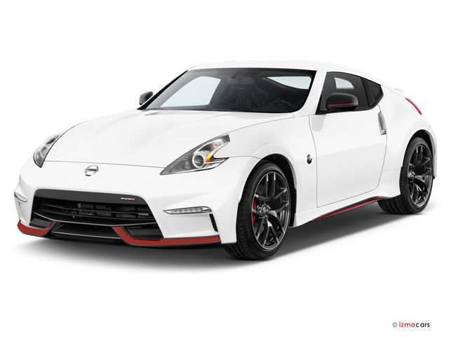 60 A 2019 Nissan 270Z Speed Test