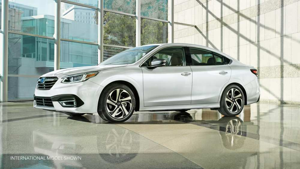 60 All New Subaru 2020 Plan Spesification