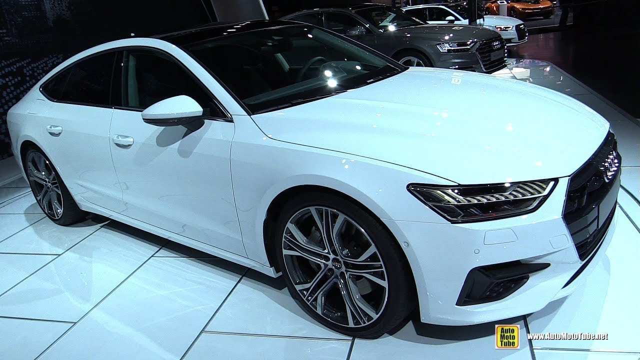 60 New 2019 Audi A7 Debut Pictures