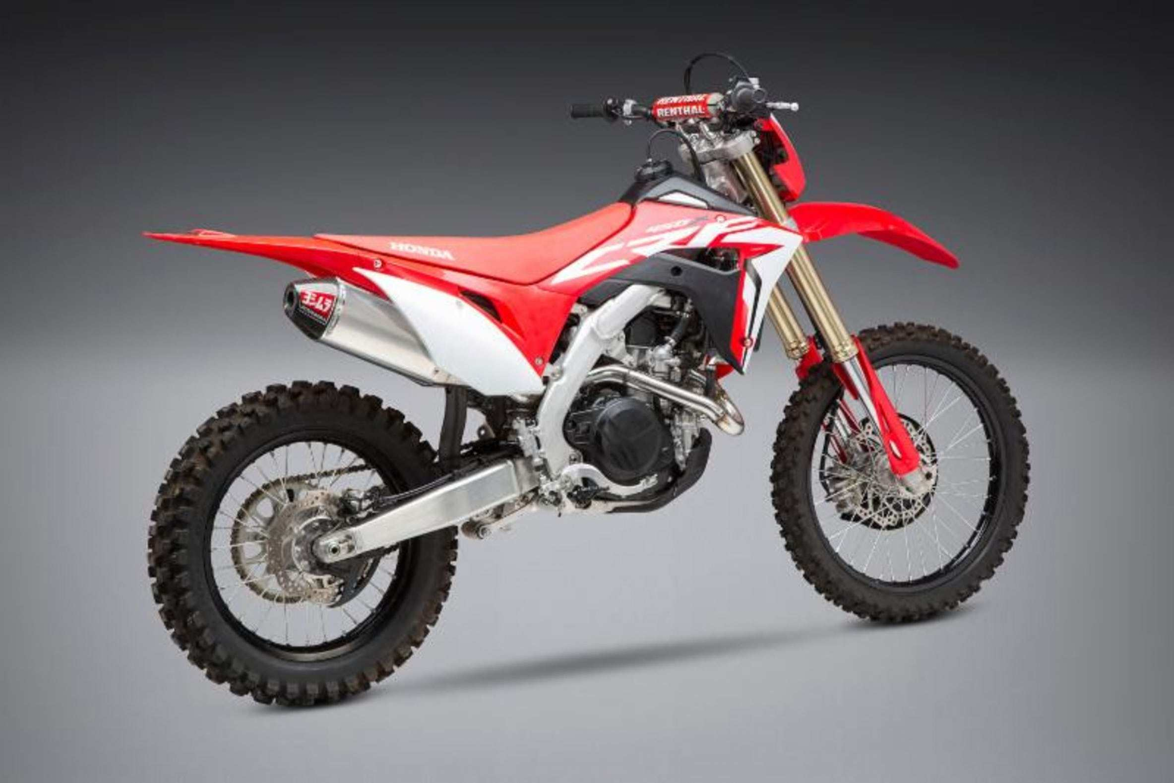 60 The 2019 Honda 450X Review
