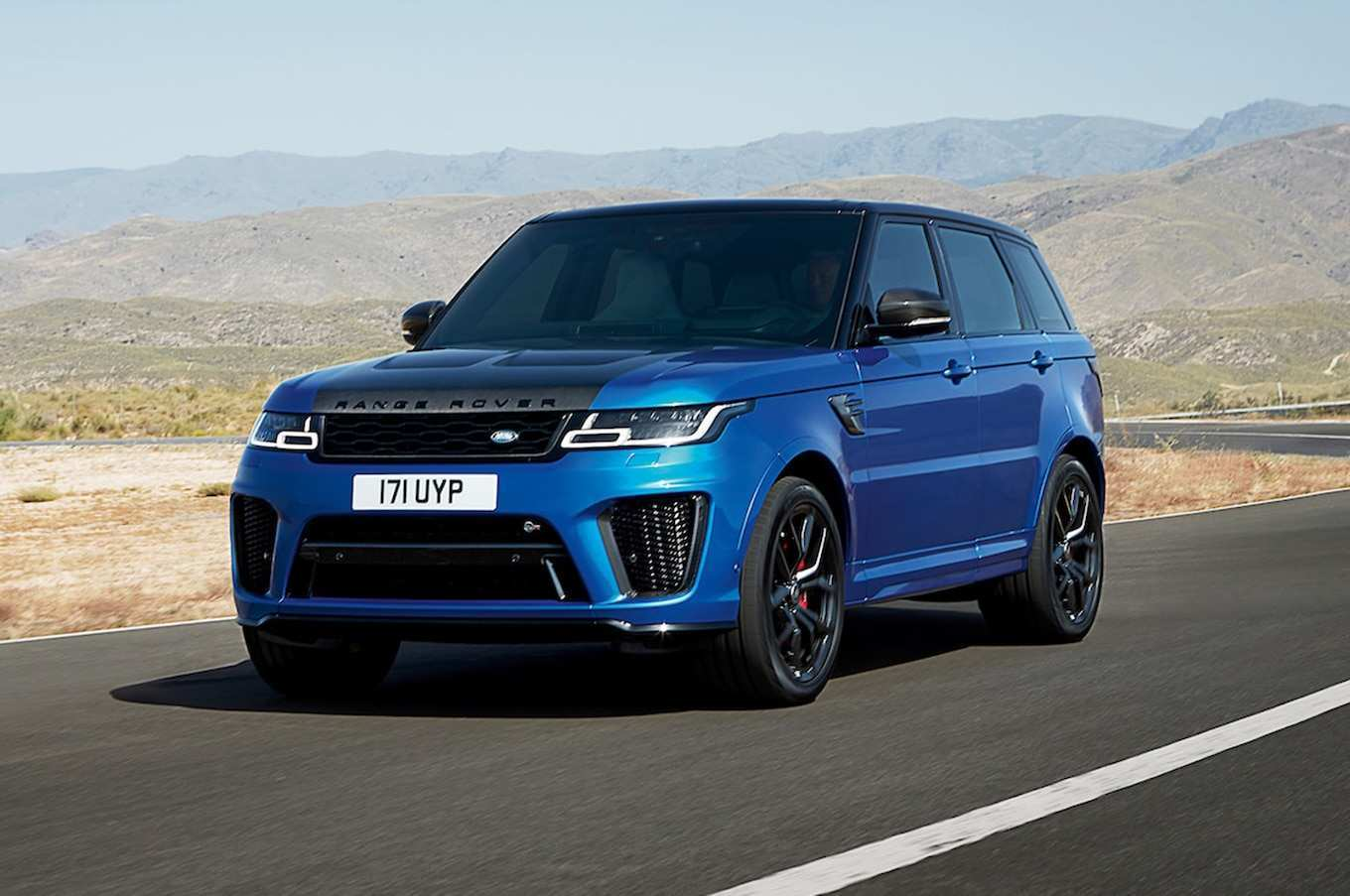 60 The 2019 Land Rover Svr New Model And Performance