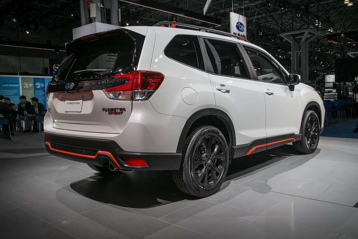 60 The 2019 Subaru Forester Manual Redesign And Review