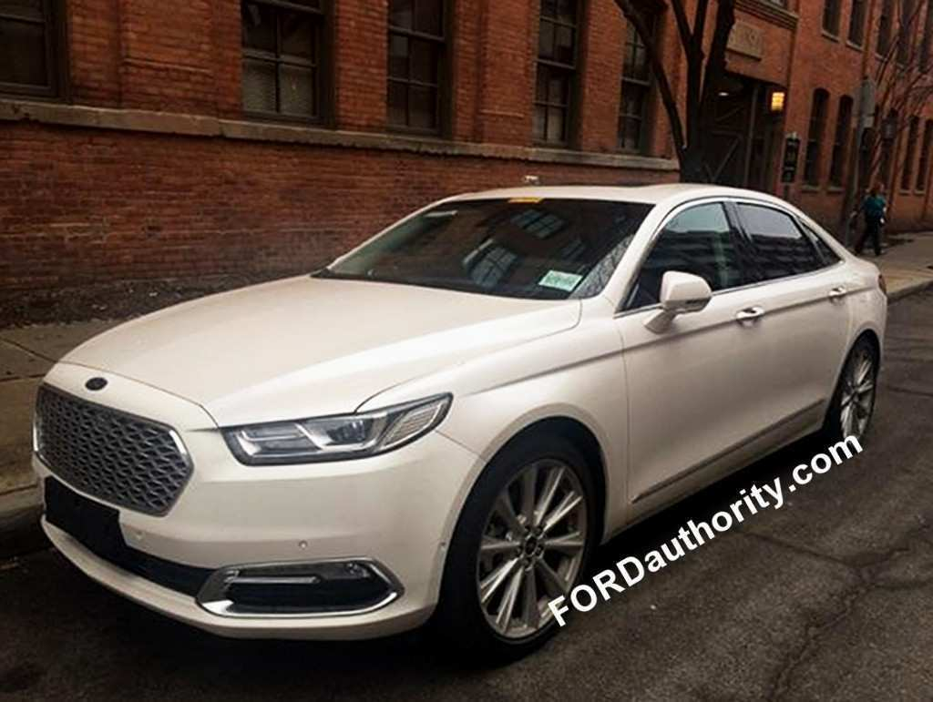 60 The Best 2019 Ford Taurus Usa Concept