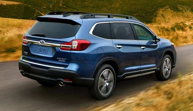 60 The Best 2019 Subaru Suv Release Date
