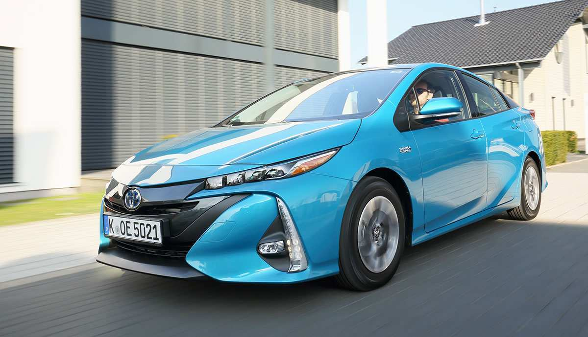 60 The Best 2019 Toyota Prius Plug In Hybrid Performance