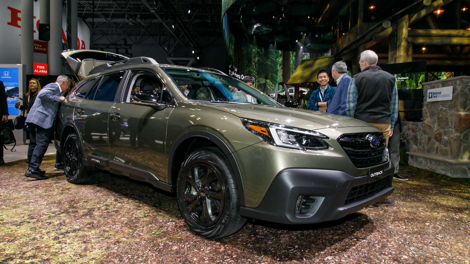 61 A 2020 Subaru Outback Concept Concept And Review