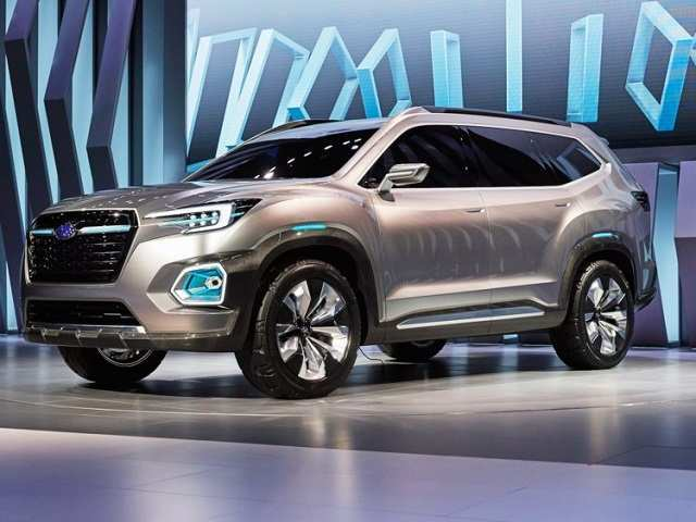 61 All New 2020 Subaru Outback Concept Configurations