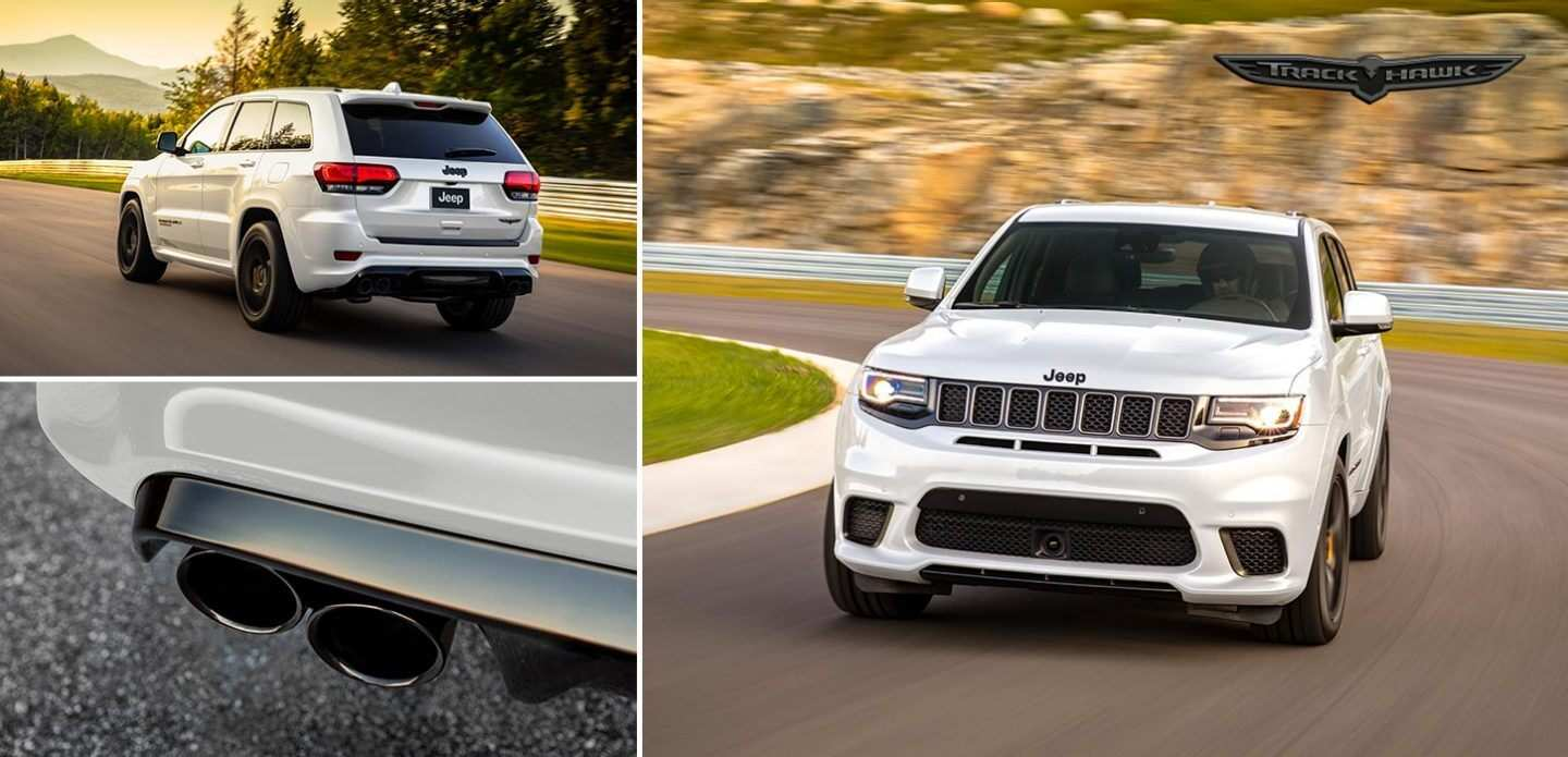 61 New 2019 Jeep V8 New Model And Performance