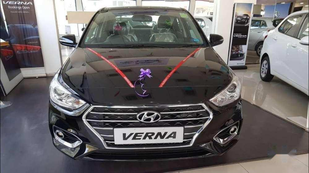 62 A Hyundai Verna 2019 Release Date And Concept