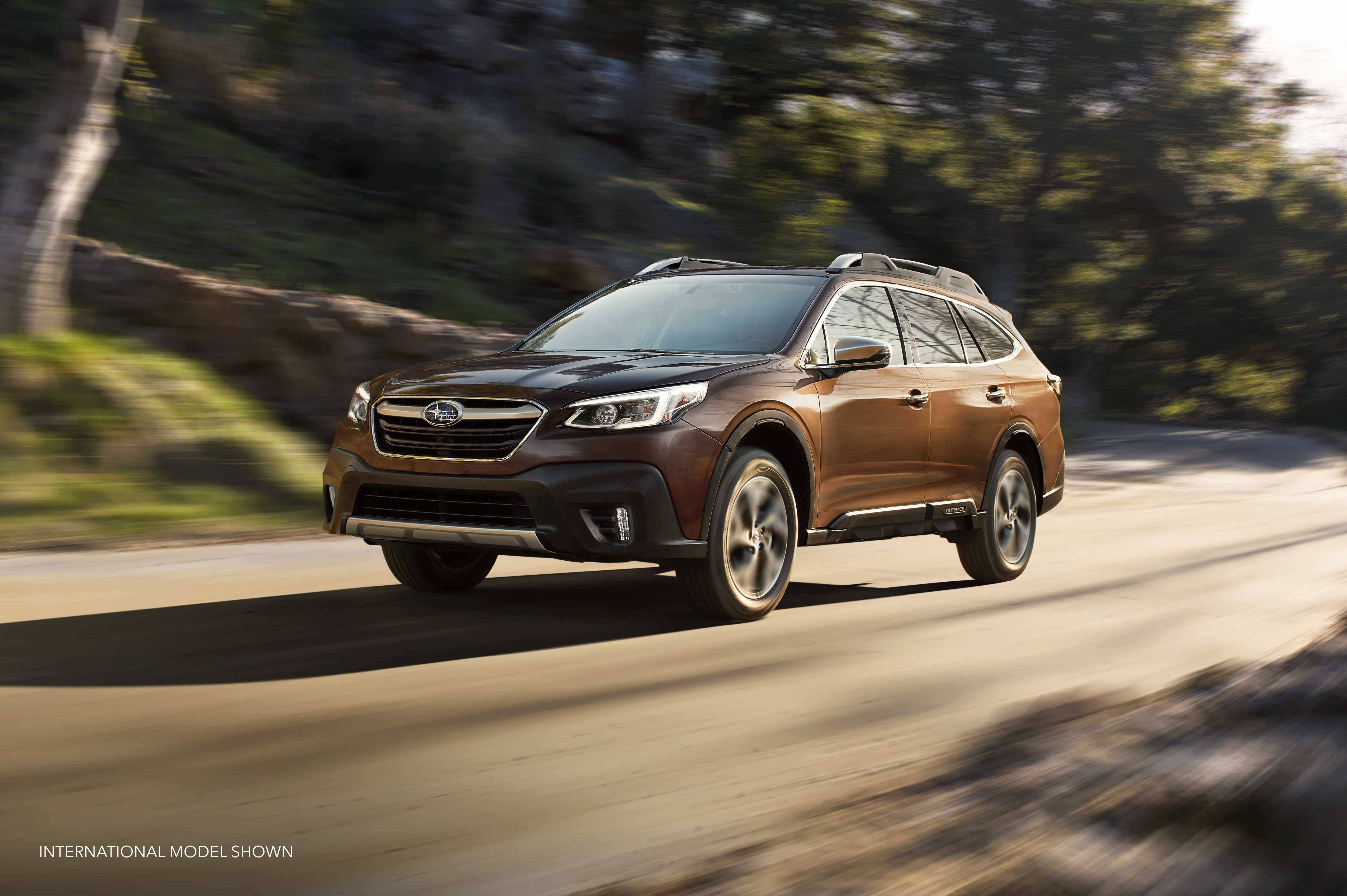 62 All New Subaru 2020 Plan Redesign And Review