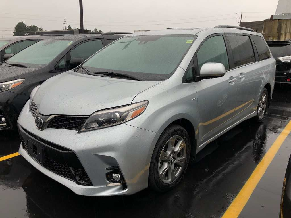 62 Best 2019 Toyota Sienna Se New Review