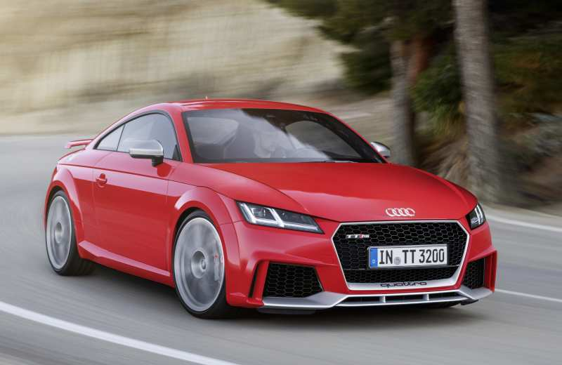 62 New 2019 Audi Tt Specs Speed Test