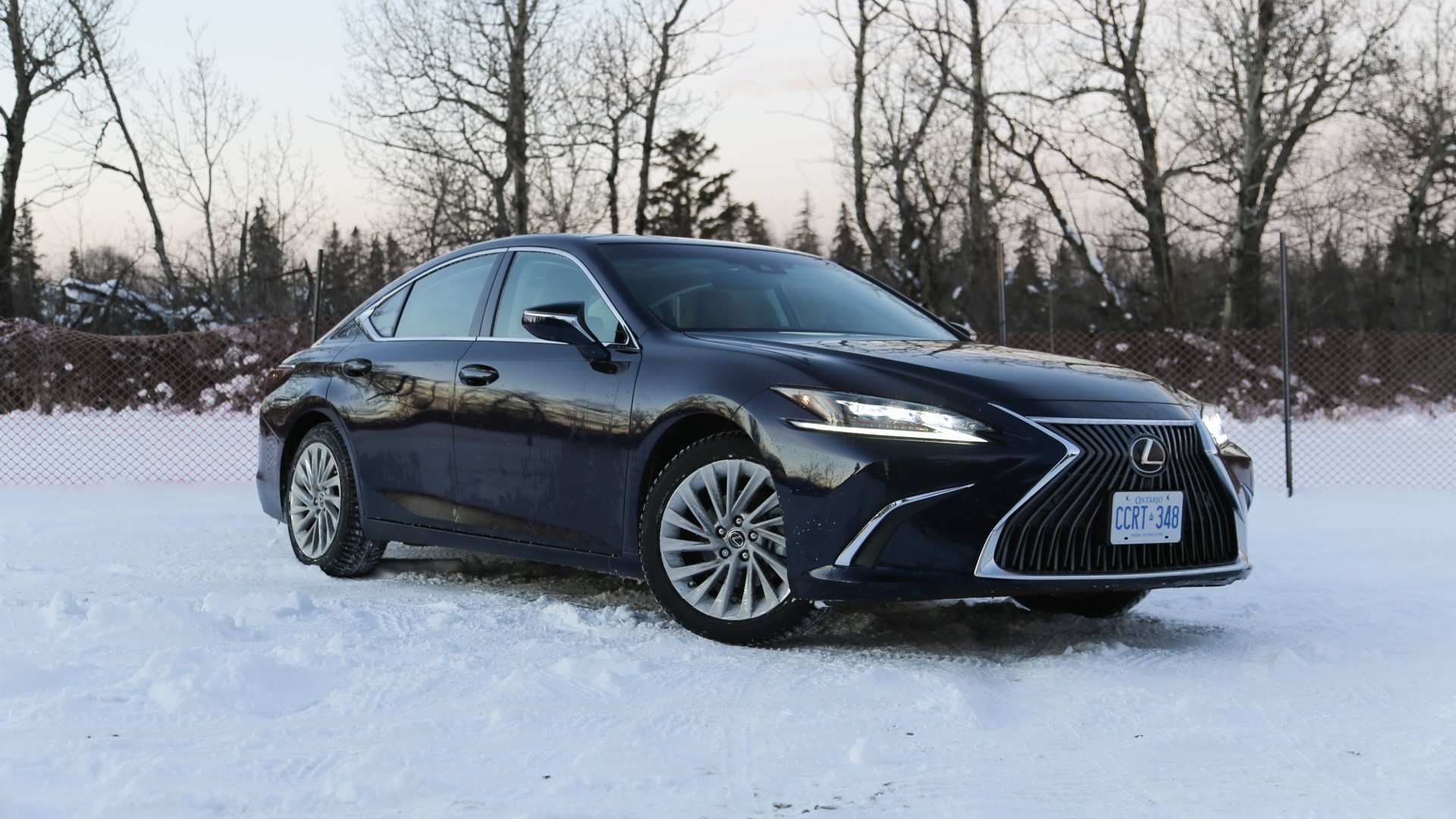 62 New 2019 Lexus Es Review Picture