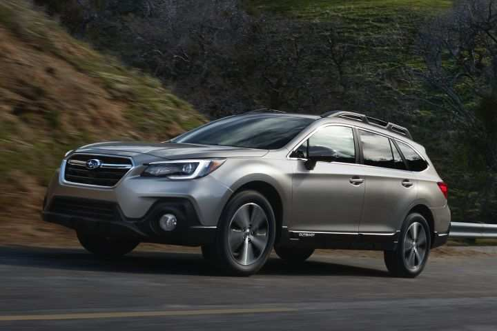 62 New 2019 Subaru Updates Redesign