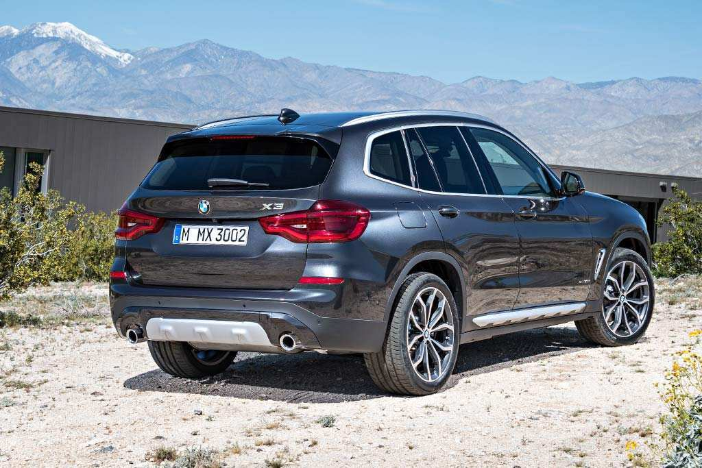 62 The 2019 Bmw X3 Diesel Picture