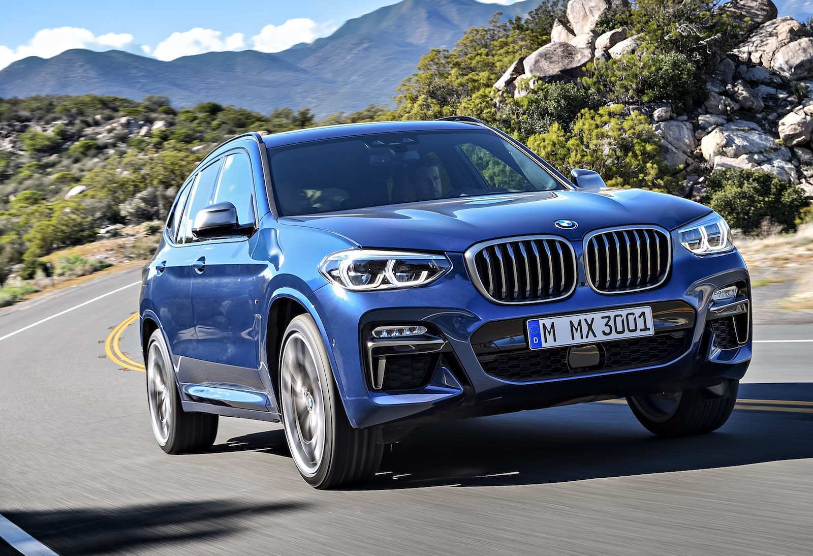 62 The 2019 Bmw X3 Diesel Spy Shoot
