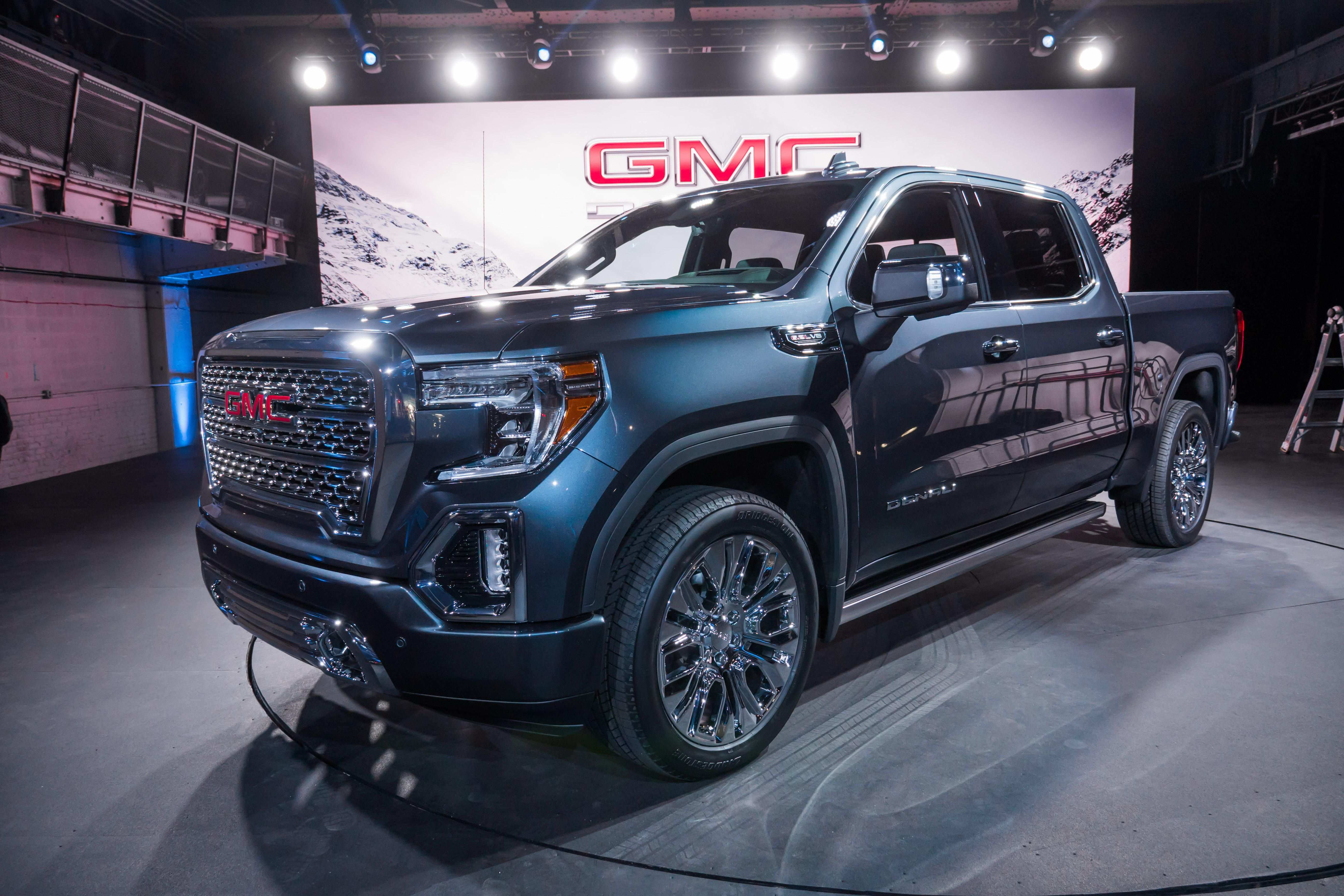 62 The Best 2019 Gmc 1500 Release Date Concept And Review