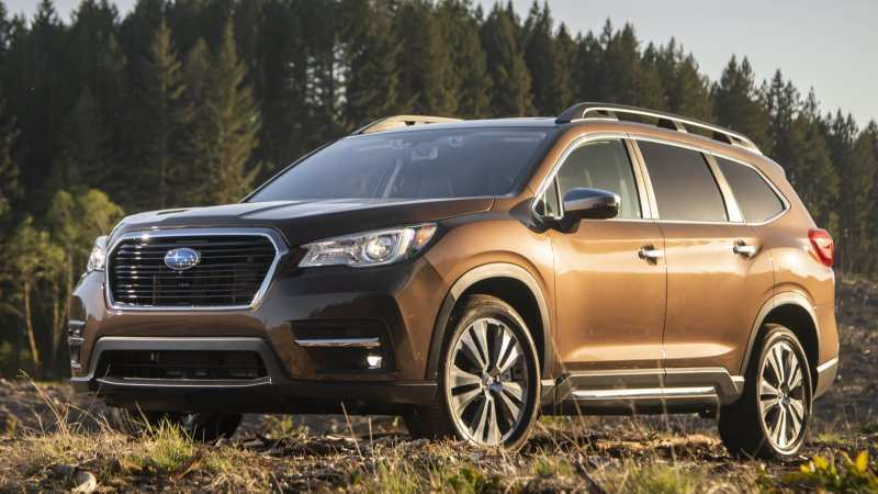 63 A 2019 Subaru Updates Research New