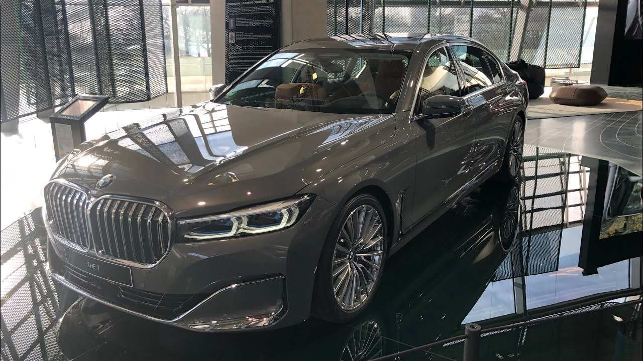 63 All New 2019 Bmw 7 Series Lci Redesign And Review
