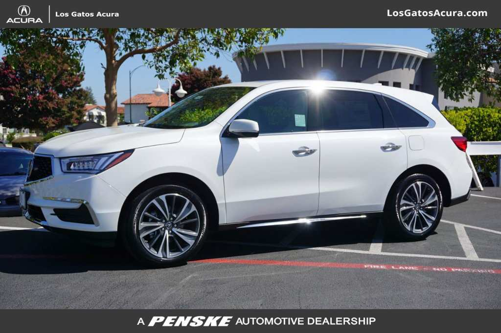 63 New 2019 Acura Mdx Release Date New Model And Performance