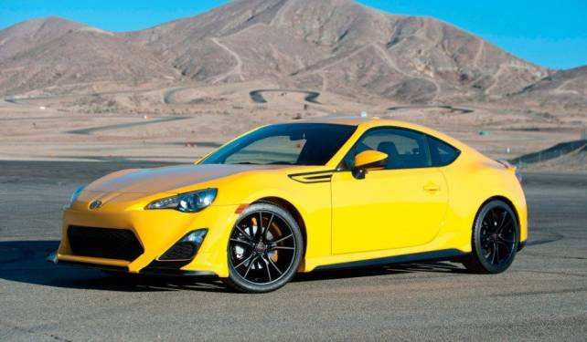 64 All New 2019 Toyota S Fr Redesign And Concept