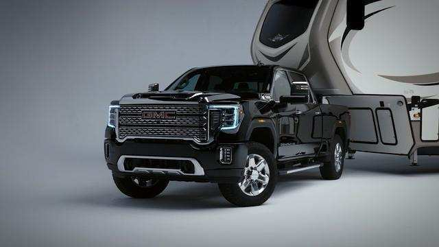 64 All New 2020 Gmc 2500Hd Duramax Spy Shoot