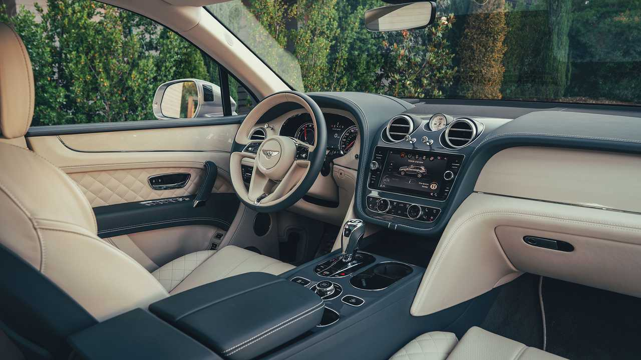 64 Best 2020 Bentley Suv Specs