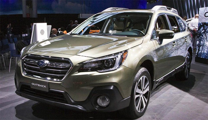 64 New 2020 Subaru Outback Concept Interior