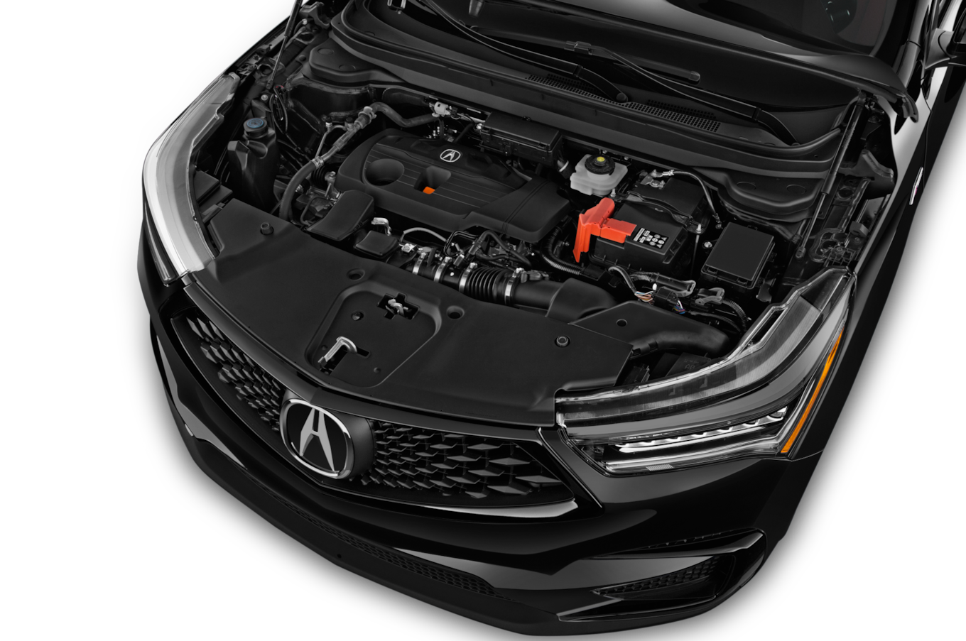 64 The 2019 Acura Rdx Engine Interior