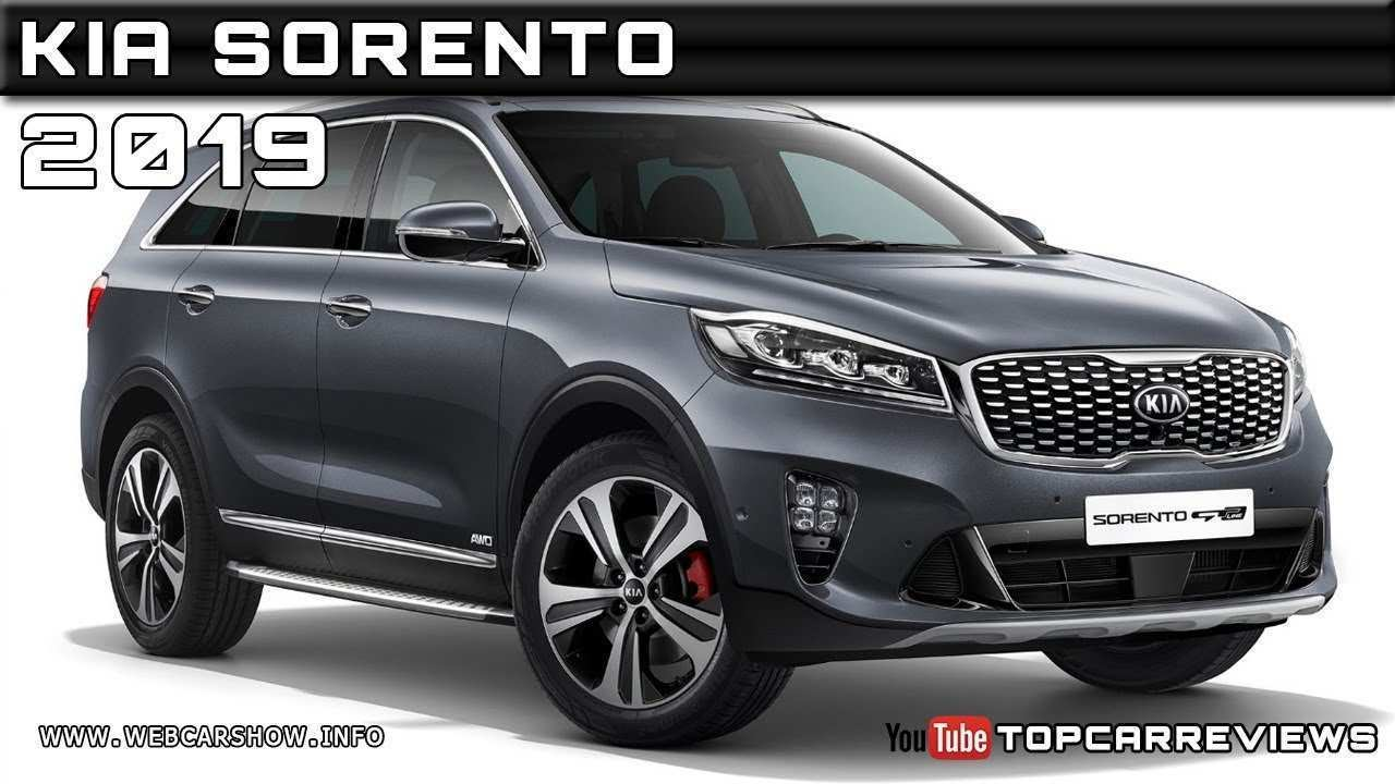 64 The 2019 Kia Sorento Release Date Review And Release Date