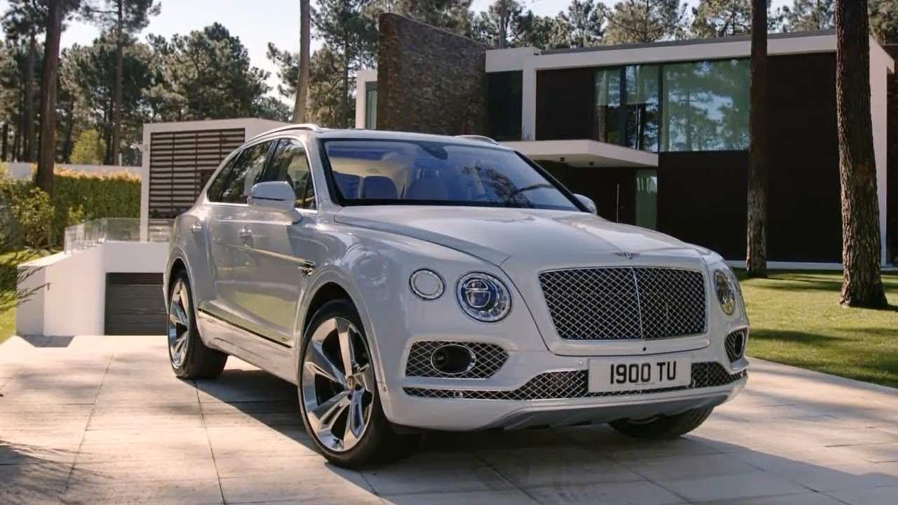 65 Best 2020 Bentley Suv Picture
