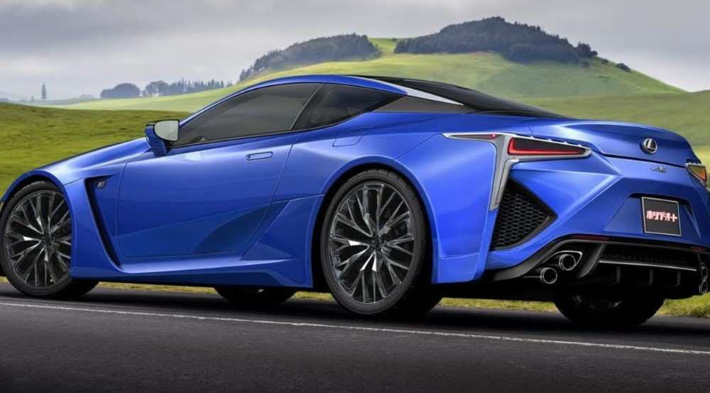 65 Best 2020 Lexus Lc F Redesign And Review