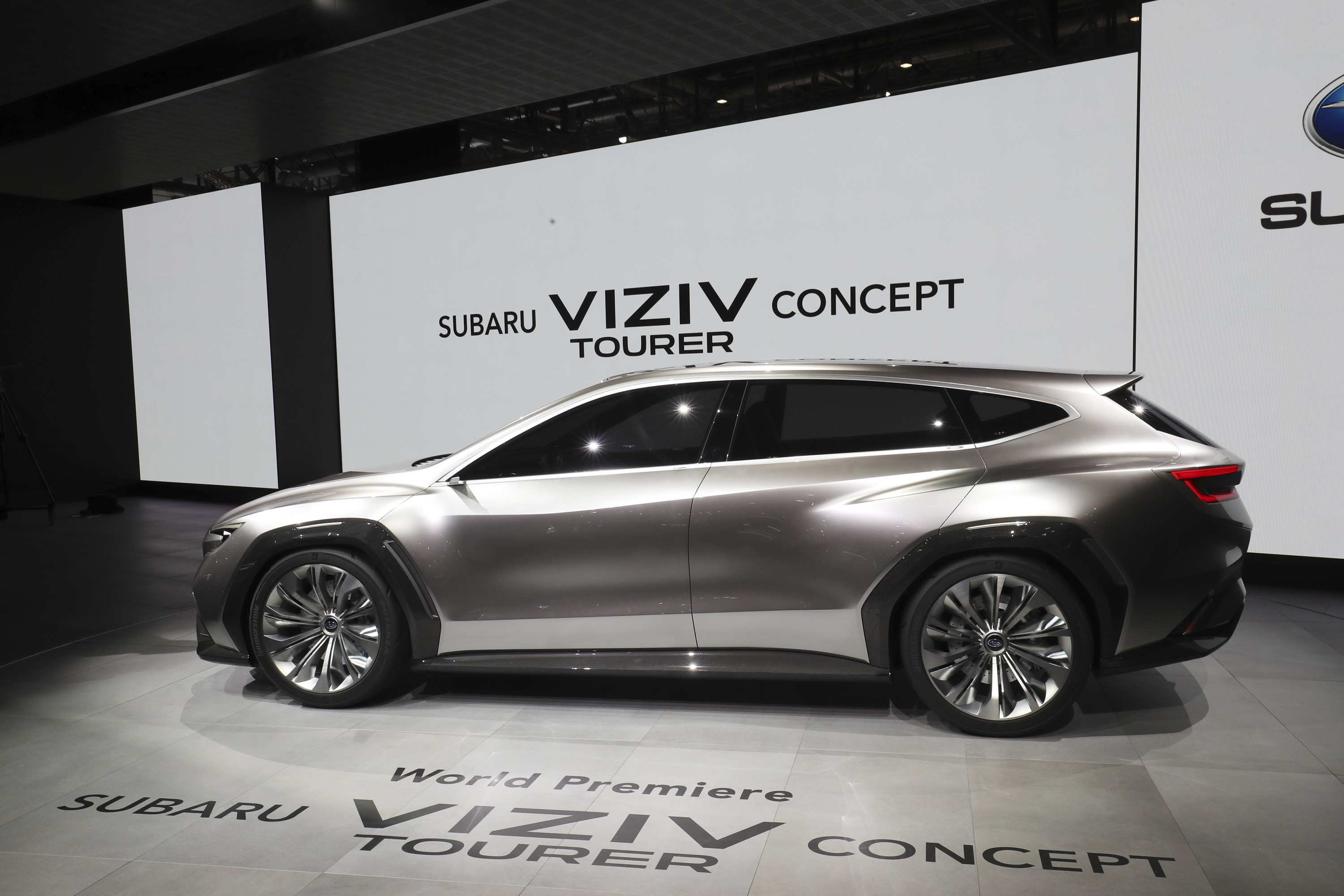 65 The 2020 Subaru Outback Concept Engine