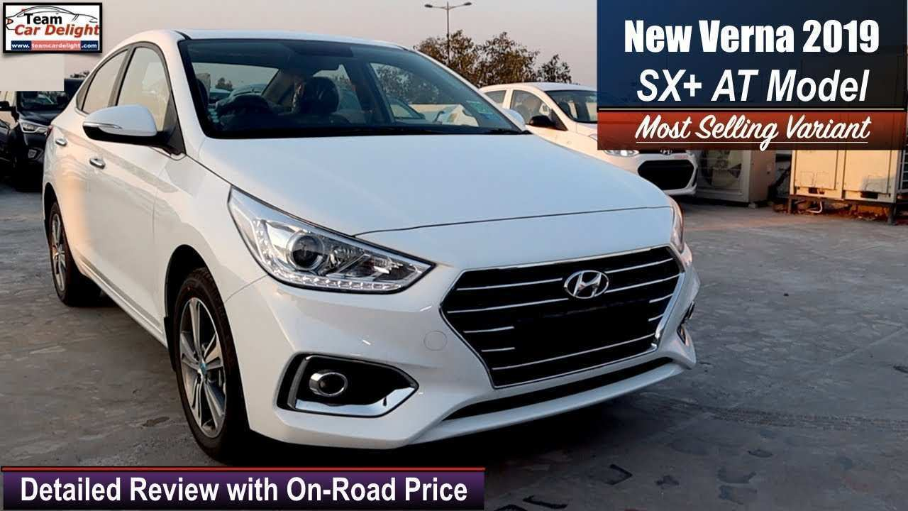 66 A Hyundai Verna 2019 Review And Release Date