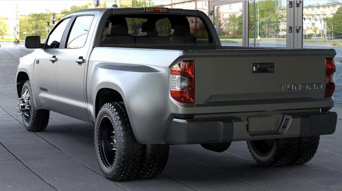 66 The Best 2019 Toyota Tundra Concept Concept