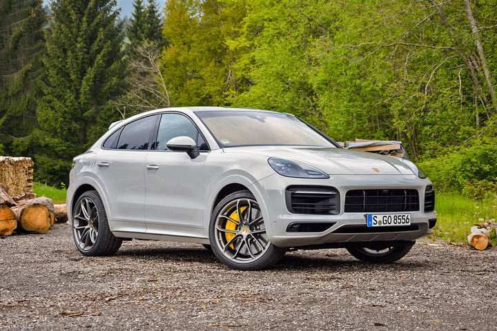 67 A 2020 Porsche Suv Wallpaper