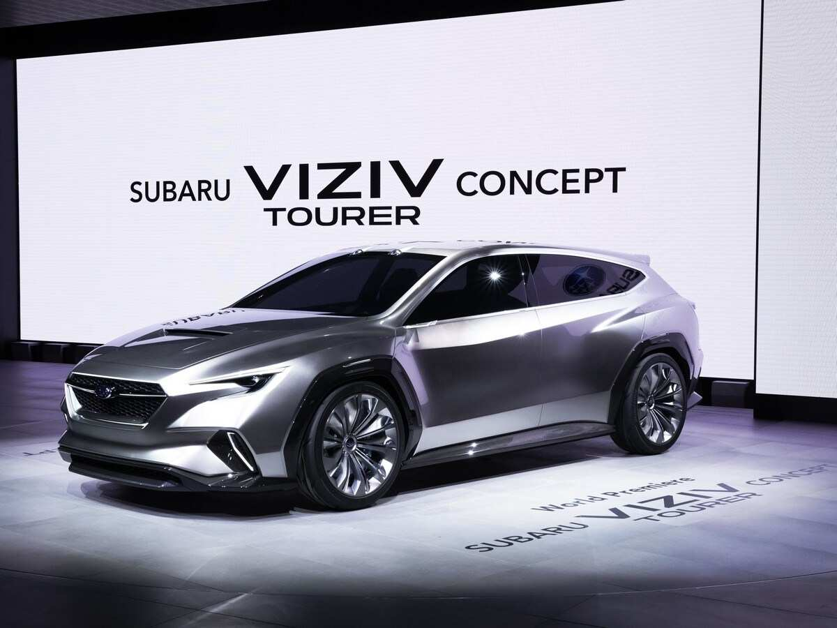 67 All New 2020 Subaru Outback Concept Performance