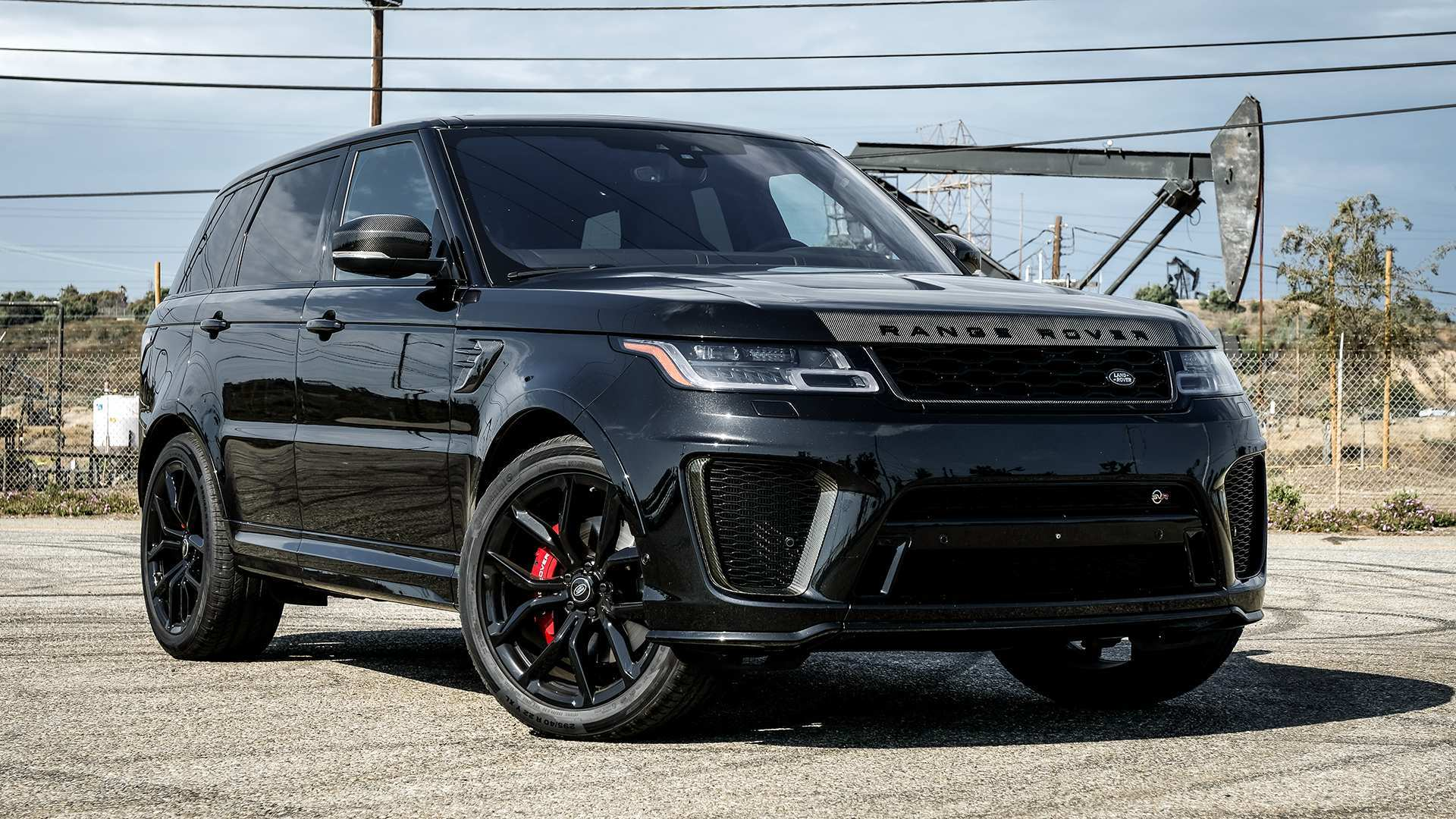 67 Best 2019 Land Rover Svr Research New